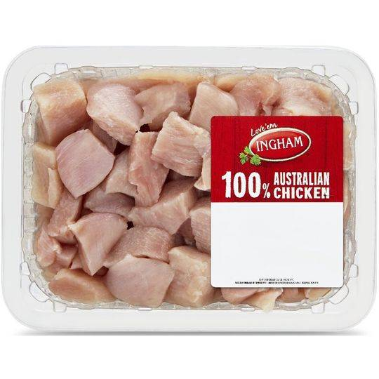Ingham Diced Chicken Breast