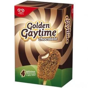 Streets Golden Gaytime Ice Cream Chocolate