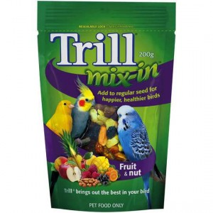 Trill Mix-in Fruit & Nut Blend