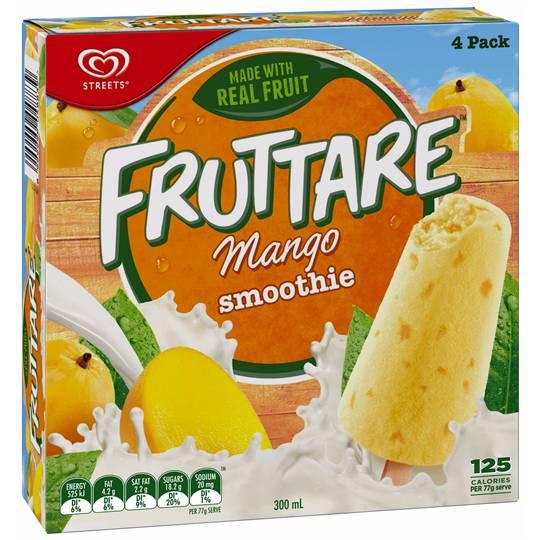 Streets Fruttare Fruit Smoothie Mango