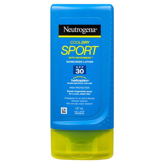 Neutrogena Cool Dry Sports Spf 30 Lotion