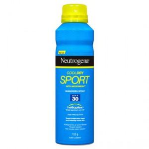 Neutrogena Cool Dry Sports Spf 30 Spray