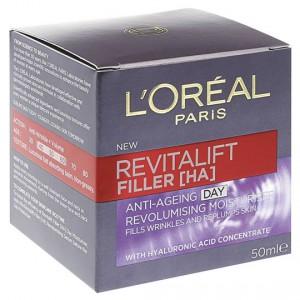 L'oreal Revitalift Filler Day Cream