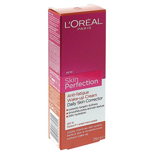 L'oreal Skin Perfection Anti-fatigue Cream