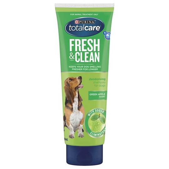 Purina Total Care Dog Shampoo Fresh & Clean