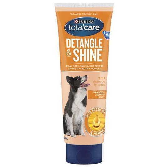 Purina Total Care Detangle & Shine Dog Shampoo