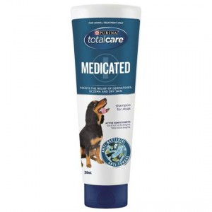 Purina Total Care Dog Shampoo Medicated Relief