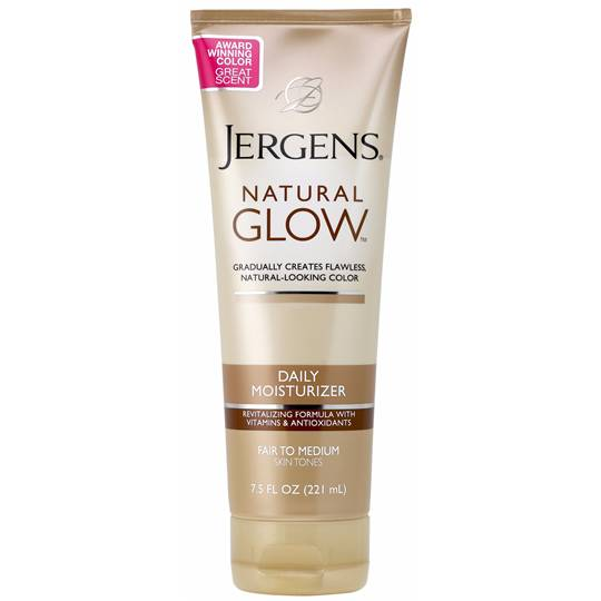 Jergens Natural Glow Daily Moisturiser Fair To Medium Skin