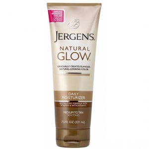 Jergens Natural Glow Daily Moisturiser Medium To Tan Skin