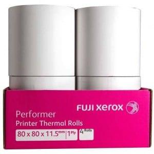 Fuji Xerox Thermal Roll 80x80x11.5mm