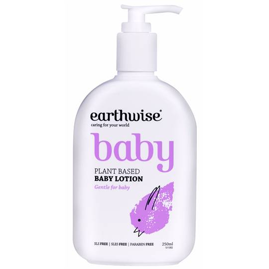 Earthwise Baby Baby Lotion