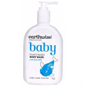 Earthwise Baby Body Wash With Goats Milk