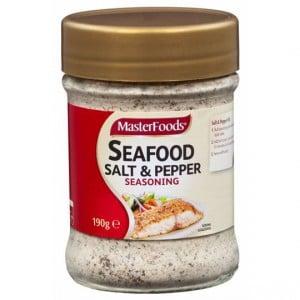 Masterfoods Seafood Salt & Pepper Seasoning