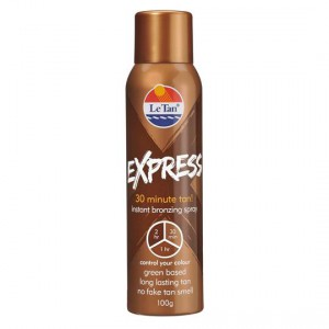 Le Tan Express Tan Aerosol Spray