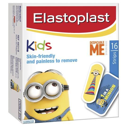 Elastoplast Kids Strips Minions