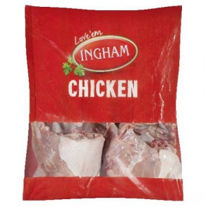 Inghams Chicken Breast Frames