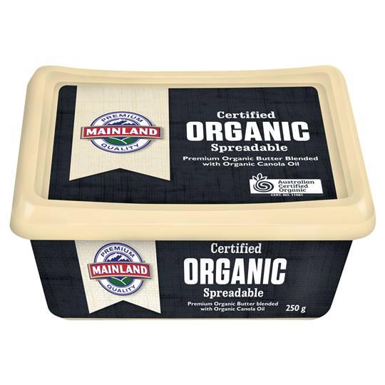 Mainland Organic Spreadable Butter