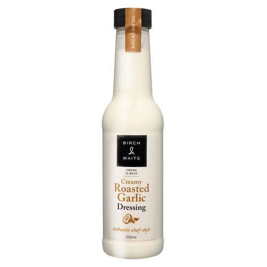 Birch & Waite Salad Dressing Creamy Roasted Garlic