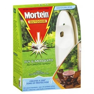 Mortein Aocs Auto Insect Control System Odourless