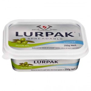 Lurpak Lighter Spreadable With Olive Oil