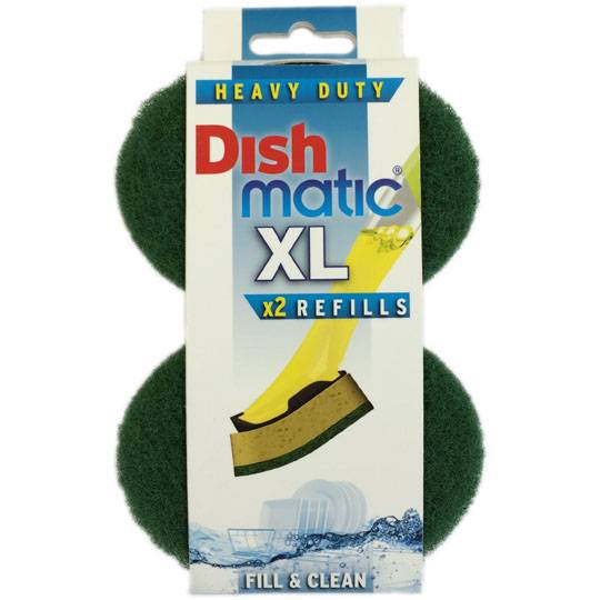 Dishmatic Extra Large Heavy Duty Refill