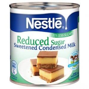 Nestle Sweetened Condensed Milk Reduced Sugar