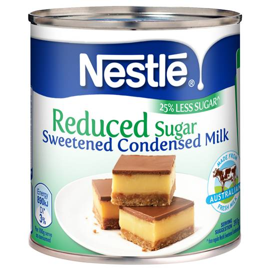 Nestle Sweetened Condensed Milk Reduced Sugar
