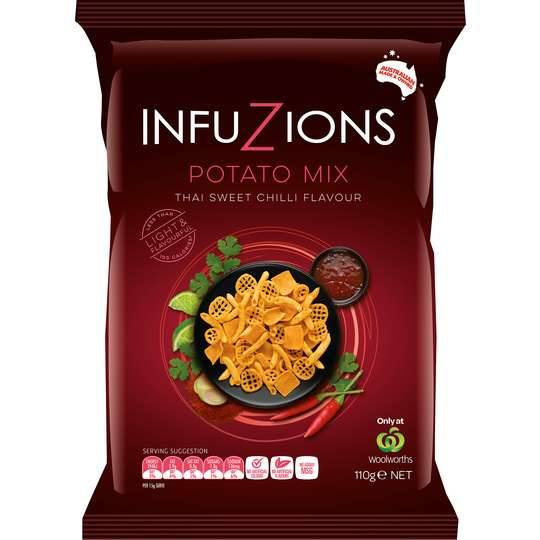 Infuzions Thai Sweet Chilli Potato Mix