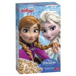 Kellogg's Disney Frozen Cereal