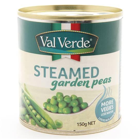 Val Verde Italian Steamed Peas