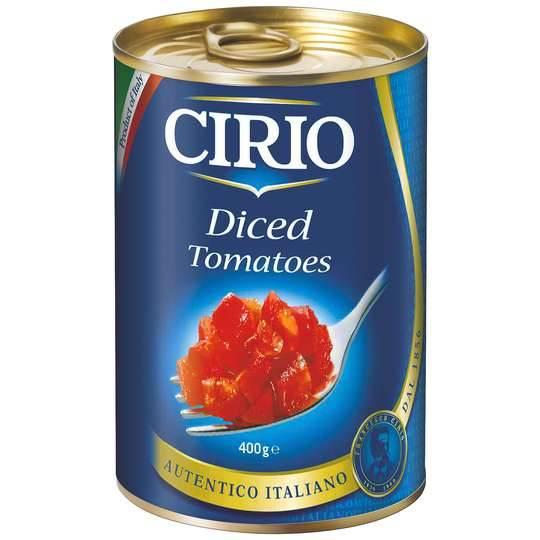 Cirio Diced Tomatoes