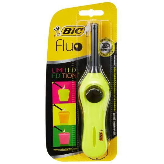 Bic Fluo Lighter