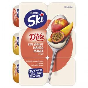 Ski D'lite Mango Mania Yoghurt