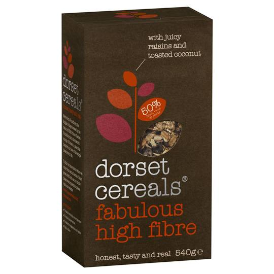 Dorset Cereals High Fibre Muesli