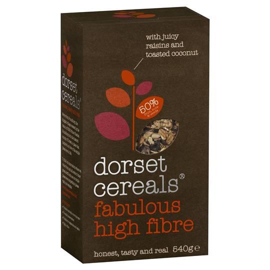 Dorset Cereals High Fibre Muesli