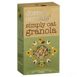 Dorset Cereals Simply Oat Granola
