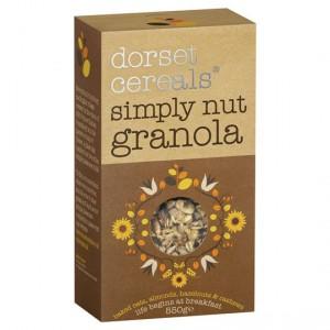 Dorset Cereals Simply Nut Granola