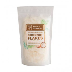 Pacific Organics Coconut Flakes