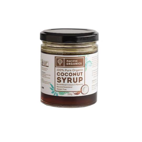 Pacific Organics Coconut Syrup