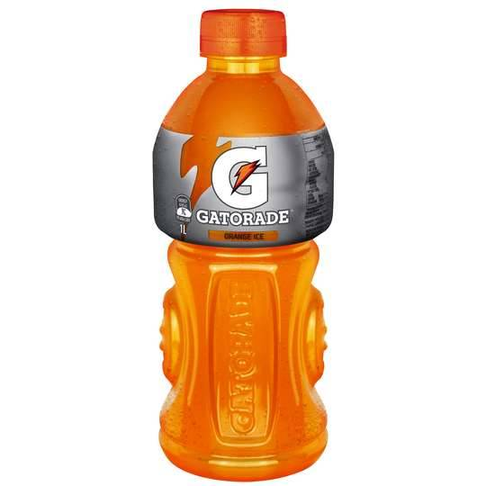 Gatorade Orange Ice Sports Drink
