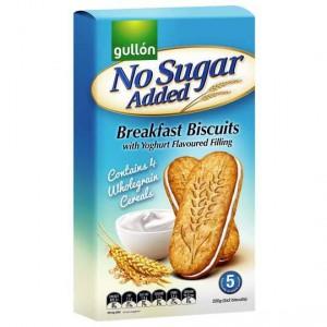 Gullon No Added Sugar Breakfast Biscuits Yoghurt