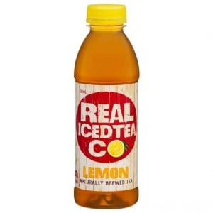 Real Iced Tea Lemon