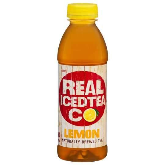 Real Iced Tea Lemon