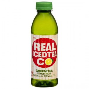 Real Iced Tea Green Citrus