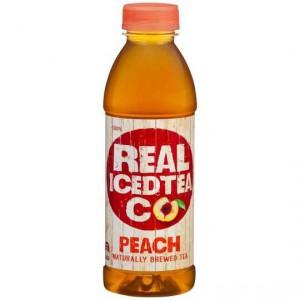 Real Iced Tea Peach