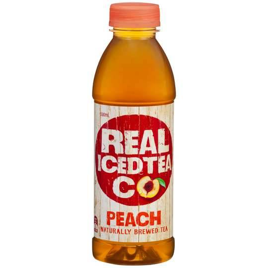 Real Iced Tea Peach