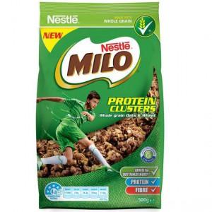 Nestle Milo Protein Clusters