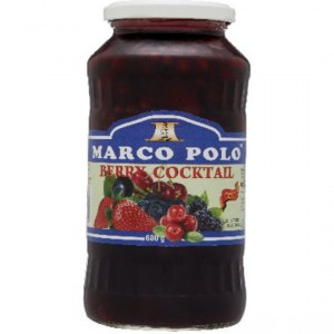 Marco Polo Berry Cocktail