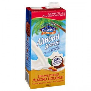 Almond Breeze Almond & Coconut Milk