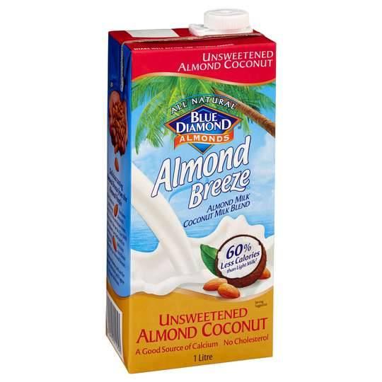 Almond Breeze Almond & Coconut Milk